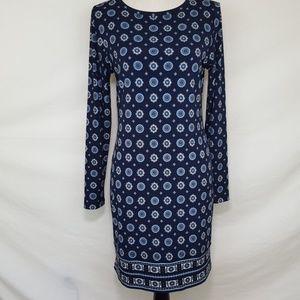 MICHAEL KORS Navy Blue Dress, size M